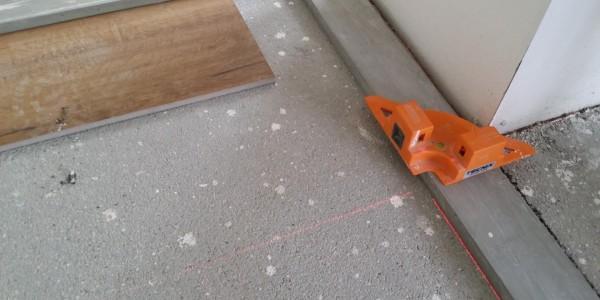 laser per tracciare le partenze