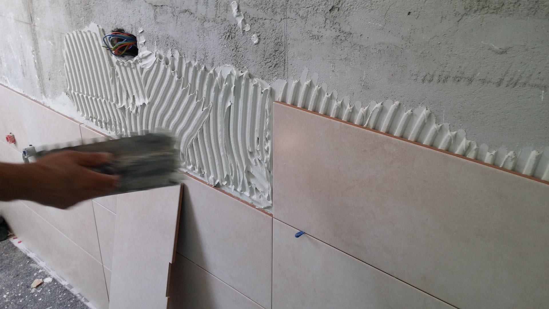 Posa pavimenti e rivestimenti mestre treviso - Posa piastrelle 120x60 ...