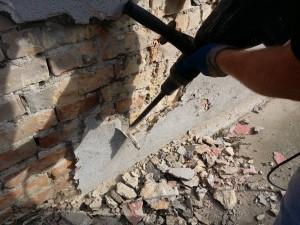rimozione graffiato restauro treviso