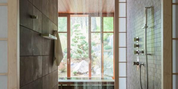 doccia cascata alto