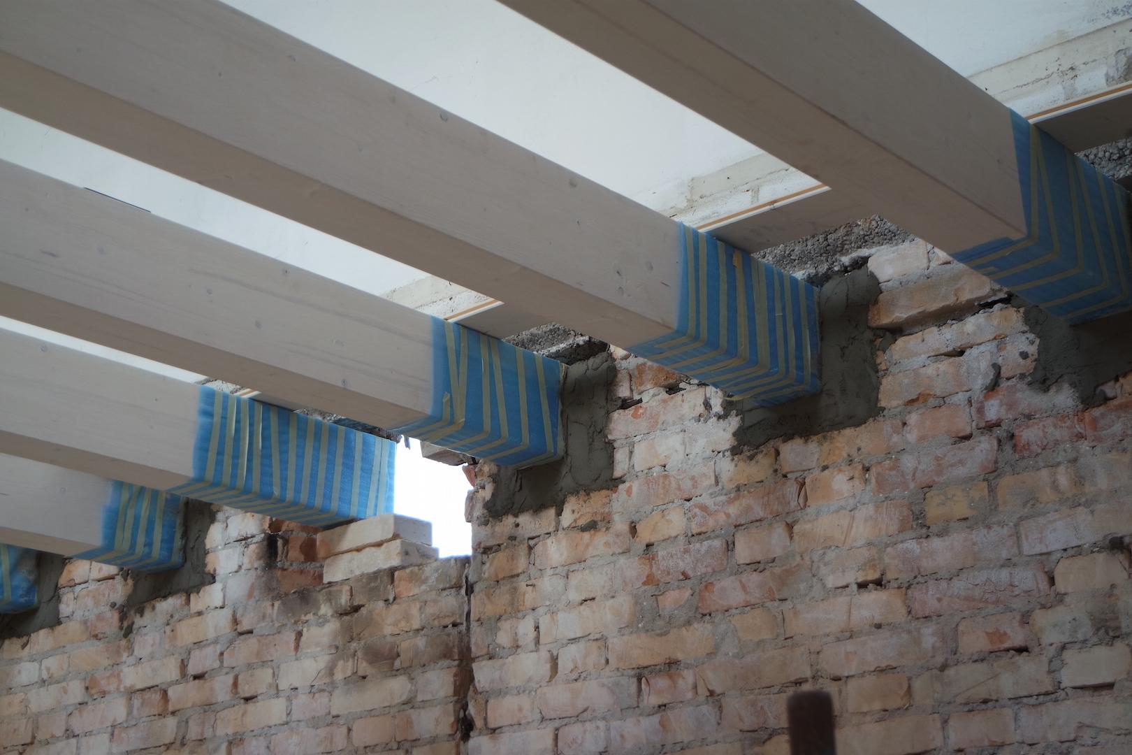 Travi per rifacimento solaio top team costruzioni - Rifacimento bagno manutenzione ordinaria o straordinaria ...