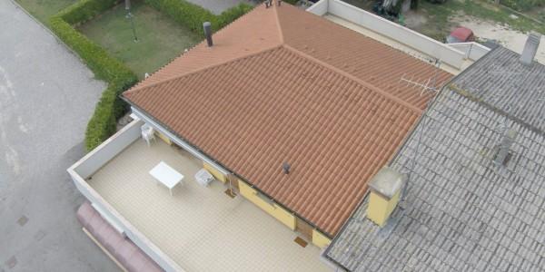 nuova costruzione con tetto ventilato treviso