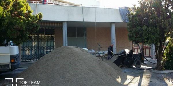 sabbia per massetto