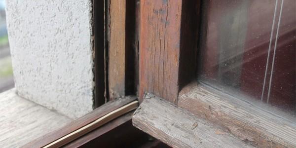vecchio serramento
